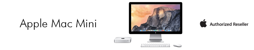 Buy Apple MacMini On-Line at PortableOne.com