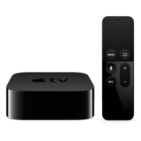New Apple TV with 32GB Storage MGY52LL/A